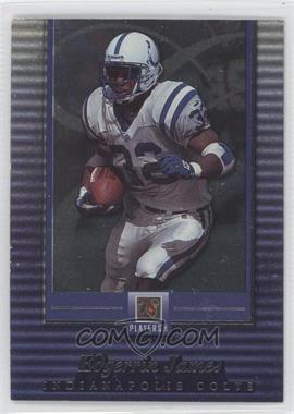 1999 NFL Players Party (Stay Cool in School) - [Base] #EDJA - Edgerrin James (Playoff)