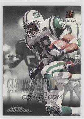 1999 NFL Players Party (Stay Cool in School) #CUMA - Curtis Martin (Skybox Dominion)