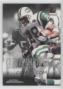 1999 NFL Players Party (Stay Cool in School) #CUMA - Curtis Martin Skybox Dominion