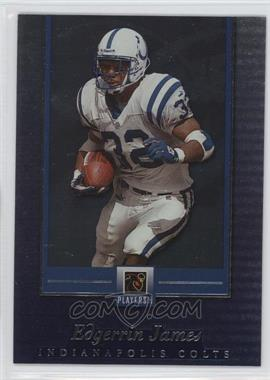 1999 NFL Players Party (Stay Cool in School) #EDJA - Edgerrin James (Playoff)