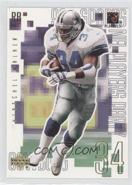1999 NFL Players Party (Stay Cool in School) #HEWA - Herschel Walker (Upper Deck)