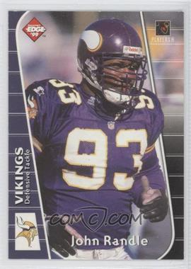 1999 NFL Players Party (Stay Cool in School) #JORA - Joseph Randle (Collector's Edge)