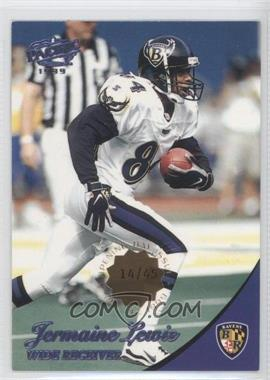 1999 Pacific [???] #34 - Jermaine Lewis /45