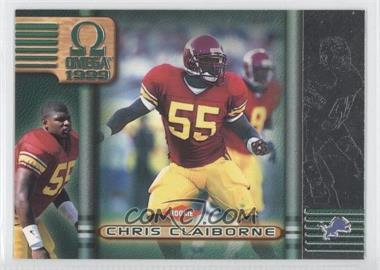 1999 Pacific Omega - [Base] #83 - Chris Claiborne