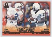 Tim Couch, Ricky Williams