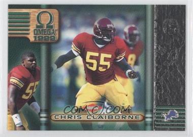 1999 Pacific Omega [???] #83 - Chris Claiborne