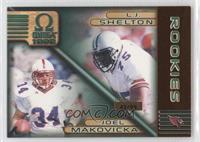 Joel Makovicka, L.J. Shelton /99