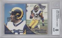Kurt Warner, Tony Horne [BGS 8]