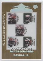 Corey Dillon, Akili Smith, Carl Pickens, Darnay Scott, Craig Yeast /500