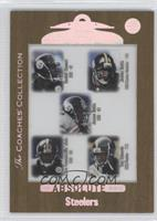 Kordell Stewart, Jerome Bettis, Chris Fuamatu-Ma'afala, Troy Edwards /500