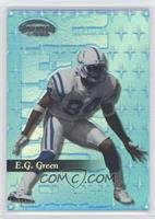 E.G. Green /50