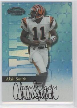 1999 Playoff Contenders SSD Power Blue #157 - Akili Smith /50
