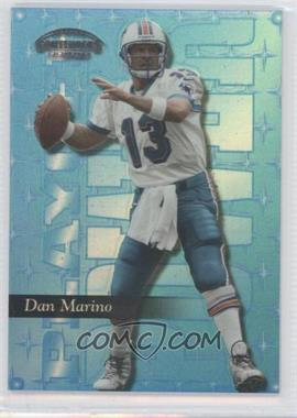 1999 Playoff Contenders SSD Power Blue #187 - Dan Marino /50