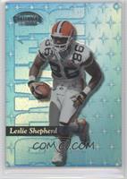 Leslie Shepherd /50