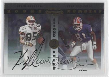 1999 Playoff Contenders SSD Round Numbers Autographs #RN1 - [Missing]