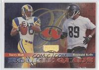Torry Holt, Reggie Kelly, Marty Booker, Dameane Douglas /50