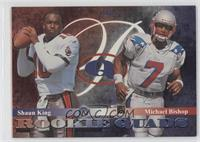 Michael Bishop, Tim Couch, Aaron Brooks