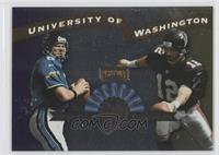 Mark Brunell, Chris Chandler