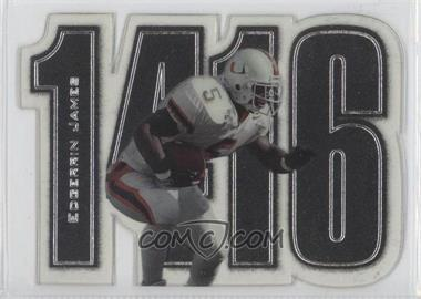 1999 Playoff Prestige SSD Inside the Numbers #IN12 - Edgerrin James
