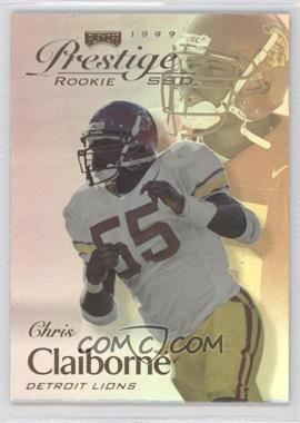 1999 Playoff Prestige SSD #B167 - Chris Claiborne