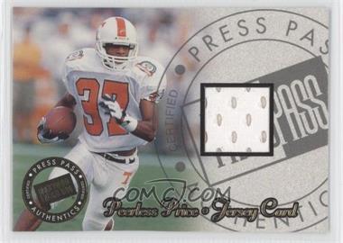 1999 Press Pass [???] #N/A - Peerless Price /450