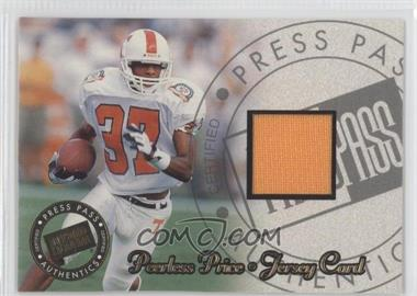 1999 Press Pass [???] #N/A - Peerless Price /450