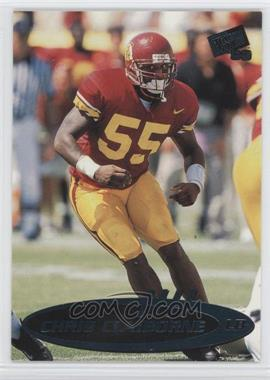 1999 Press Pass Torquers #4 - Chris Claiborne