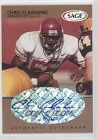 Chris Claiborne /650