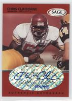 Chris Claiborne /999