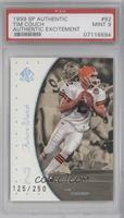 Tim Couch /250 [PSA9]