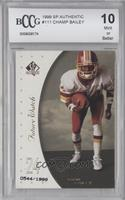 Champ Bailey /1999 [ENCASED]