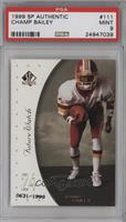Champ Bailey /1999 [PSA 9]