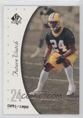 1999 SP Authentic #144 - Antuan Edwards /1999
