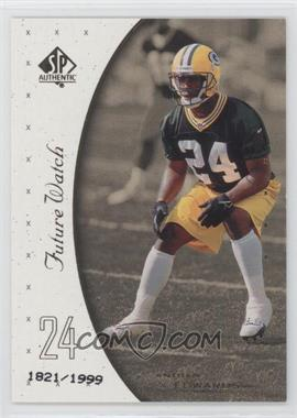 1999 SP Authentic #144 - Antuan Edwards /1999