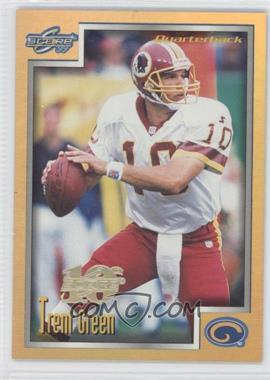 1999 Score 10th Anniversary Artist Proof #98 - Trent Green /10
