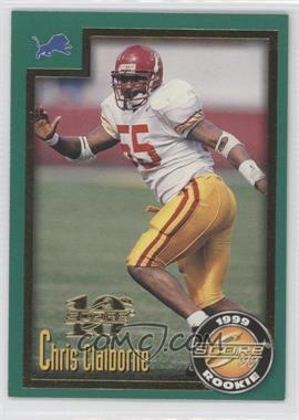 1999 Score 10th Anniversary Showcase #229 - Chris Claiborne /1989