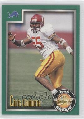 1999 Score #229 - Chris Claiborne