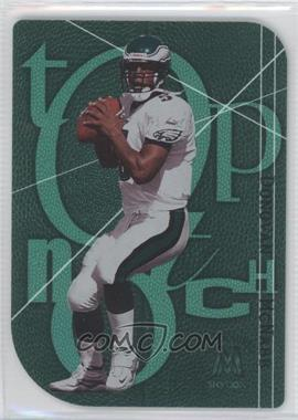 1999 Skybox Molten Metal Top Notch Green #N/ATN - Donovan McNabb