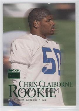 1999 Skybox Premium - [Base] #211 - Chris Claiborne