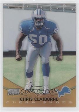 1999 Stadium Club Chrome Clear Shots #SCCE3 - Chris Claiborne