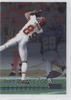 1999 Stadium Club Chrome First Day Issue #105 - Andre Rison /100