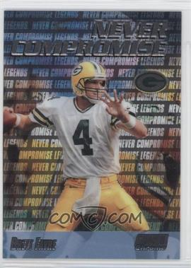 1999 Stadium Club Chrome Never Compromise #NCNC35 - Brett Favre