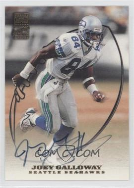 1999 Topps Autographs #A4 - Joey Galloway