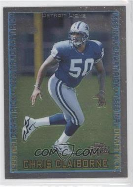 1999 Topps Chrome #137 - Chris Claiborne