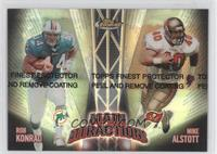 Mike Alstott, Rob Konrad