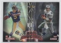 Joe Germaine, Troy Aikman