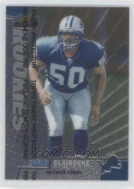 1999 Topps Finest #148 - Chris Claiborne
