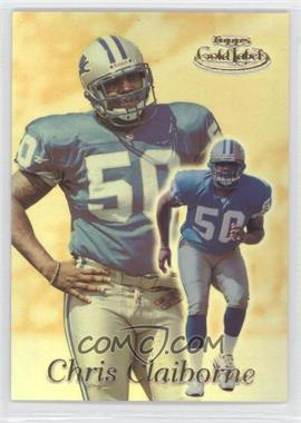 1999 Topps Gold Label Class 3 #59 - Chris Claiborne