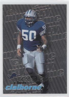 1999 Topps Mystery Chrome #M4 - Chris Claiborne
