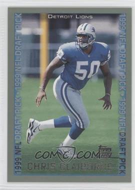 1999 Topps #331 - Chris Claiborne